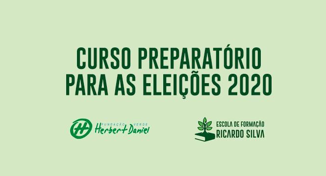Curso preparatório para eleições 2020